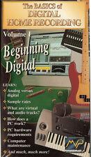 MVP Beginning Digital Vol 1 Video Tape