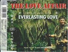 THE LOVE AFFAIR - Everlasting love CD SINGLE 4TR 1991 HOLLAND MEGA RARE!!!!