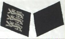 WW2 GERMAN Army British Free Corps Collar tabs for uniform