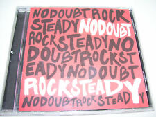 No Duobt - Rock Steady EU CD 2001