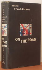 1957 ON THE ROAD by JACK KEROUAC Second Printing VIKING Press Dust Jacket