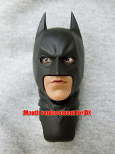 Custom Mouth Replacement for 1/6 DX12 Batman Dark Knight Rises Hot toys hottoys