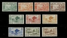 NEW HEBRIDES ****************************** 1932-1953 MINT SELECTION