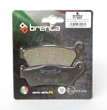 MetalGear Bremsbeläge hinten Aprilia NA 850 Mana 2007-2010