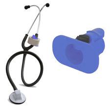 S3 Stethoscope Tape Holder (BLUE) - Littmann, Nursing Scrubs EMS EMT Nurse Gift