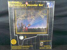Bausch & lomb Bushnell Skywatchers decoder set star watcher education universe
