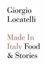 Italy Signed Cookbooks