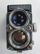 Rolleiflex 2.8 D Planar 1:2.8 / 80