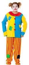 Clown Costume Ladies Harlequin Fool Circus Clown Costume Carnival Laundry Bags