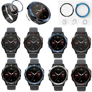 For Garmin Fenix5 Watch Bezel Ring Anti-scratch Etching Numbers Protect Cover