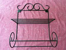 Porta Asciugamani Da Bagno In Ferro Battuto : Mensola ferro battuto in vendita arredi per il bagno ebay