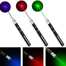 Three Color L aser Pen L aser Pen Beam Light Green + Purple + Red Lazer Lighting