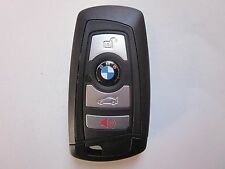 OEM BMW 1 3 5 6 7 SERIES SMART KEY KEYLESS REMOTE YGOHUF5662 / 4 BUTTON