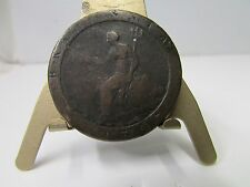 1797 Cartwheel 2 Penny George III GREAT BRITAIN Coin - Pre USA Independence Coin