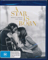 A Star is Born Blu-ray NEW Region B