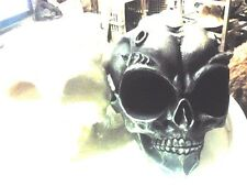 Big Eyed Alien Skull Mold Latex for cement or  Plaster