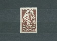 FRANCE - 1943 YT 578 - TIMBRE NEUF* légère trace de ch.