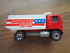 1973 HOT WHEELS REDLINE    AMERICAN TIPPER    NEAR MINT   NICE