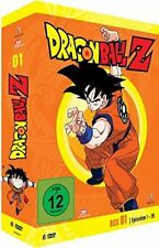 DRAGONBALL Z BOX 1 / 10 EPISODEN 1 - 35 DVD BOX