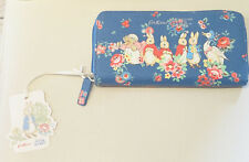 More details for new cath kidston x peter rabbit continental wallet purse bnwt beatrix potter