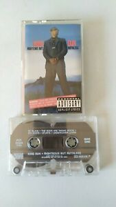 Vintage Cassette Tape King Sun Righteous But Ruthless Profile 1990