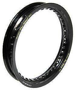 Pro-Wheel Front/Rear Rim - 12x1.60 - Black 1220KSBK 1.60 x 12