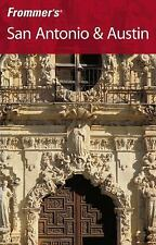 Frommer's San Antonio and Austin (Frommer's Complete Guides), Baird, David, Good