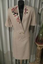 Anthea Crawford Polyester Regular Size Suits & Suit Separates for Women