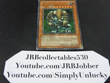 Yugioh Green Baboon, Defender of The Forest JUMP-EN014 Ultra Rare!