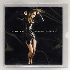 CELINE DION Cd Maxi TREAT HER LIKE A LADY  2 tracks 1999 /16