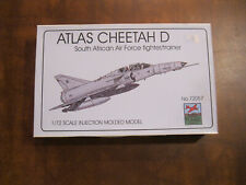 High Planes Models Atlas Cheetah D South African Air Force Fighter/Trainer 1/72