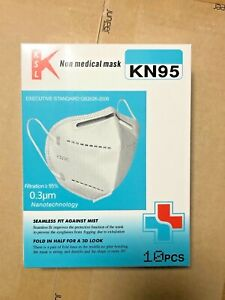 JOB LOT of 10,000 x N95 FFP2 Face Protection MASKS at a Wholesale price - NEW