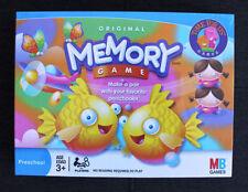 Hasbro Memory Board & Traditional Games