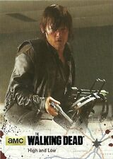 2016 The Walking Dead Season 4 Part 2 Black Foil Parallel Card #11 Daryl Dixon