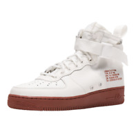 NIKE Men's SF AF1 Mid Basketball Shoe 917753 100 NEW