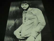 Johnny Rivers is a Slim Slo Slider original 1970 Promo Poster Ad mint condition