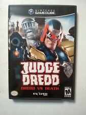 Judge Dredd: Dredd vs Death (Nintendo GameCube, 2005)