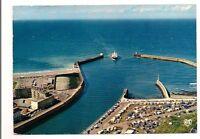 dieppe le ferry ,l'entrée du port et le camping