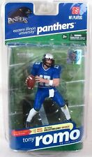*Opener* McFarlane NFL 2010 College Series 2 TONY ROMO Eastern Illinois Panther