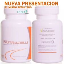 Nutrarelli Nutrareli Biomatrix Cellulas Madres Slim Slimax weight loss carbotrap