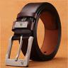 Cintos Cinturones Vaqueros Modernos De Hombre Cinturon Caballeros De Piel Vestir