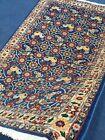 Fantastic Handmade Varamin Rug Mina Khani Design Full Pile