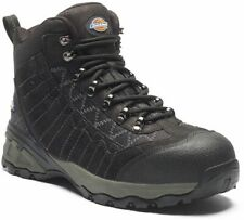 Dickies Gironde Safety Hikers - Mens Lightweight Work Boots Sizes 5.5-12 FC9516