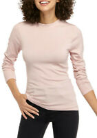 Free People Womens OB1045344 Top Slim Blush Pink Size XS/S