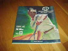 1994 Abierto Mexicano De Tenis Tennis Program