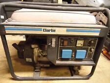 clarke fg3000 generator spares or repairs