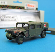 Roco Minitanks H0 815 HUMMER M 1038 getarnt US Army medical Humvee HO 1:87