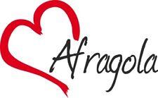 """Adesivo per auto """" AFRAGOLA """"(Città) cuore Sticker ca.9x15 cm taglio contorno …"""