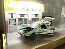 ######1/18 1/32 Initial D Tofu Shop With LED Light Yumebox Display Toyota AE86##