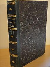 1834-BIOGRAFIE E RITRATTI DI XXIV UOMINI ILLUSTRI ROMAGNUOLI-A.HERCOLANI